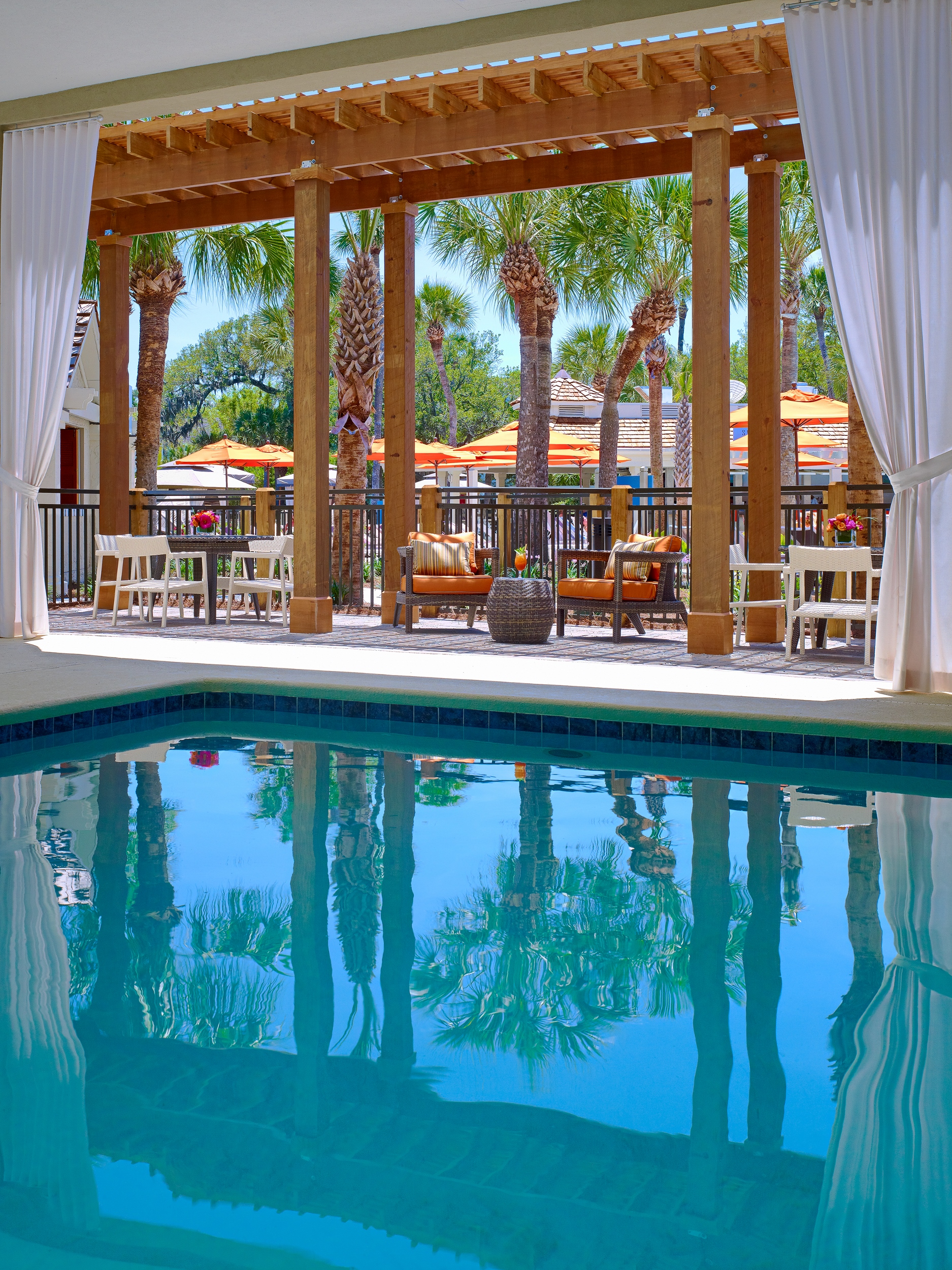 Shade Pool --- Sonesta Resort Hilton Head Island